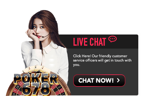 live chat poker 678